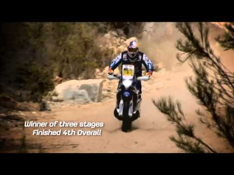 Yamaha Factory Racing Dakar 2014 Film