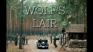 Adolf Hitler's Bunkers in Wolfsschanze during WWII | IDEMENTI
