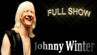 Johnny Winter – Live in Copenhagen – 1970