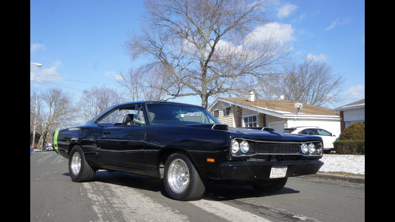 ~~SOLD~~1969 Dodge Coronet R/T For Sale~New 440(550hp
