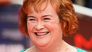 The Shady Truth Revealed Of Susan Boyle