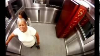 مقلب المصعد (الجثه) رعب