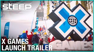 X Games Launch Trailer preview image