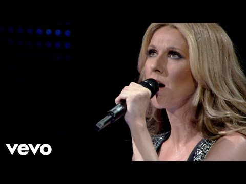 Céline Dion - Alone (Live Boston Show)