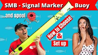 Discovery Divers Tokyo Vlog#6 SMB/Spool Explanation (Signal Marker Buoy)