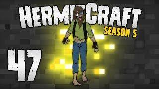 HermitCraft 5 | MEGA Gold FARM! 💲 | #47 [Minecraft 1.12]