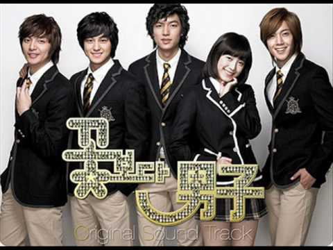 paradise   - BOYS BEFORE FLOWERS