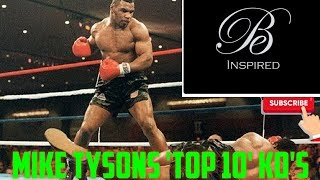 Mike tysons top 10 quickest and best knockouts of all time! A MUST WATCH #IRON MIKEY