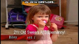 These Kids pick Up A LOT of Bad Words | Supernanny