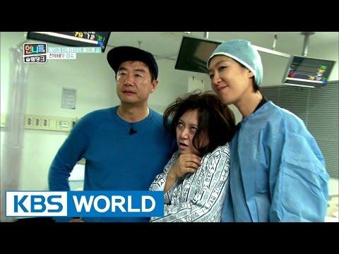 Kim-sook's perfect acting [Sister's Slam Dunk/2017.01.13]