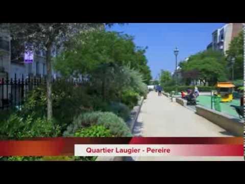 Agence immobiliere paris-vente appartement 3 pieces Paris (75017)- Laugier Pereire