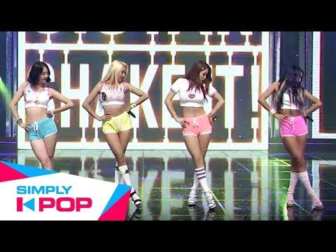 Simply K-Pop - SISTAR(씨스타) _ SHAKE IT(쉐이크 잇)