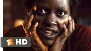 Us (2019) - Playing in the Closet Scene (4/10) | Movieclips