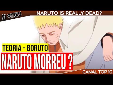 NARUTO REALMENTE ESTÁ MORTO ? - Teoria Boruto