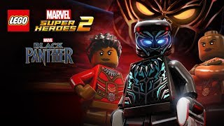 Black Panther DLC released for LEGO Marvel Super Heroes 2
