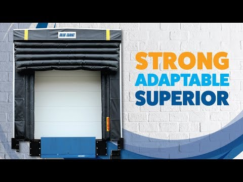 Blue Giant Inflatable Shelters: Sealing the Gap
