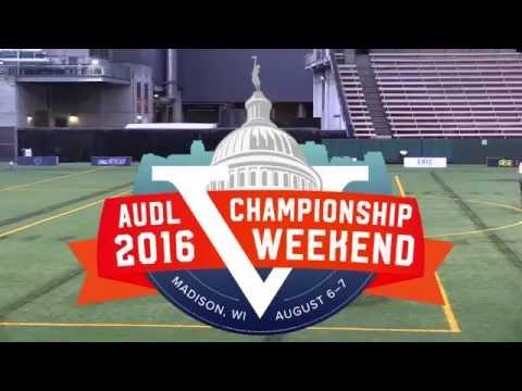 Championship Weekend V — Promo 2