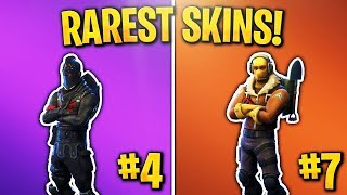 10 Fortnite Skins that COULD BE the NEXT Skull Trooper...
