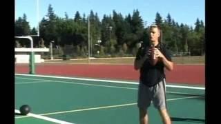 Long Toss Drill for Quarterback Arm Strengthening