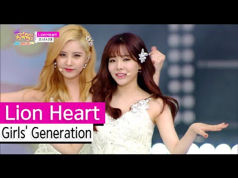 [HOT] Girls' Generation - Lion Heart ,  소녀시대 - 라이온 하트, Show Music core 20150912