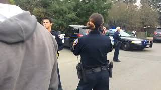 Police respond to reports of armed man in Santa Rosa, Part 3