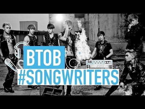 Songs Written by BTOB Members (w/ Lyrics)