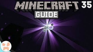 ENDERDRAGON FIGHT - Tips & Tricks! | The Minecraft Guide - Minecraft 1.14.3 Lets Play Episode 35