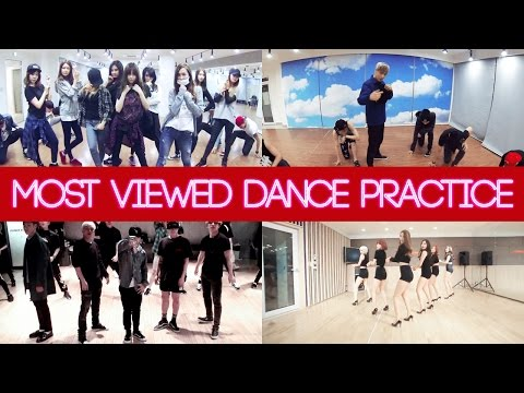 [TOP 30] MOST VIEWED DANCE PRACTICE IN KPOP.