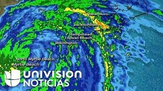 Florence es ahora una tormenta tropical