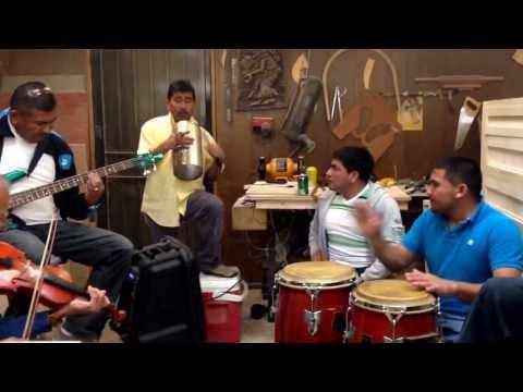 Los Cabrera Música de cuerda de Nacaome , Honduras