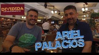 DIVIDIDA - FUTEBOL ARGENTINO E O TIME DO CORAÇÃO DE ARIEL PALACIOS