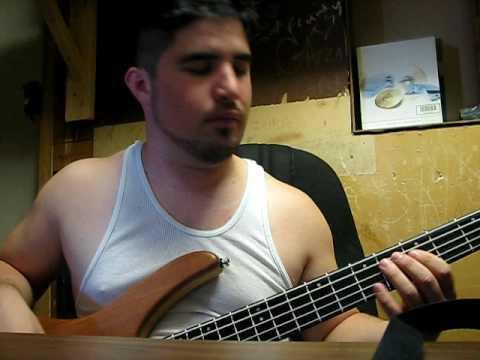 Estos Celos on Bass(Bajo electrico) -(Bass player de Rebeldia Nortena)