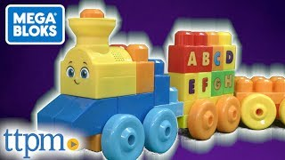 MEGA Bloks ABC Musical Train from Fisher-Price