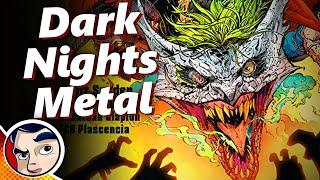"Dark Nights DC Metal ""Dark Multiverse Batmen Invasion"" - Full Story"