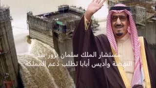الملك سلمان يعلن الحرب على مصر ويأمر بتمويل مشروع سد النهضة ...