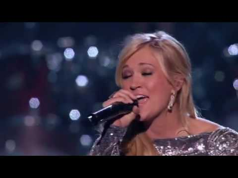 Carrie Underwood 'How Great Thou Art' w Vince Gill on ABC's 'Girls' Night Out' Special '11 D