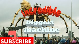 Top 10 biggest machine