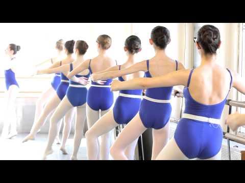 Joffrey Ballet School NYC Youth Ballet Program - Year-Round Overview