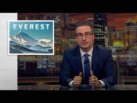Everest: Last Week Tonight with John Oliver (HBO)