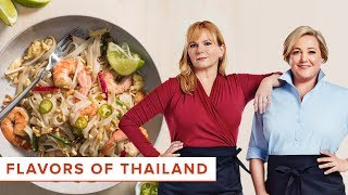 How to Make Thai Food at Home: Everyday Pad Thai and Panang Beef Curry
