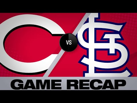 4/28/19: Flaherty's 7 scoreless lead Cards to win