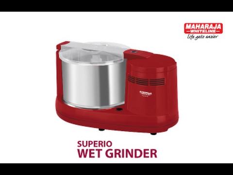 Maharaja Whiteline Superio Wet Grinder