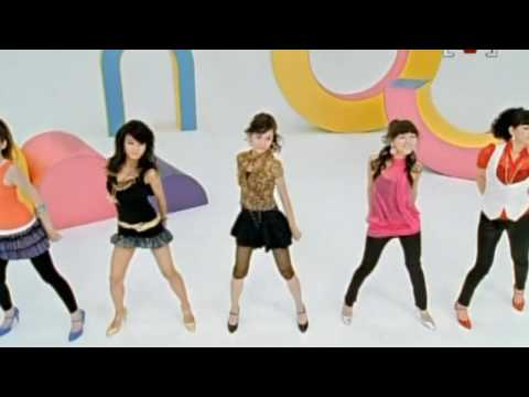 Wonder Girls - Tell me HD