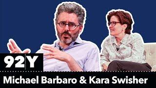 Michael Barbaro in Conversation with Kara Swisher