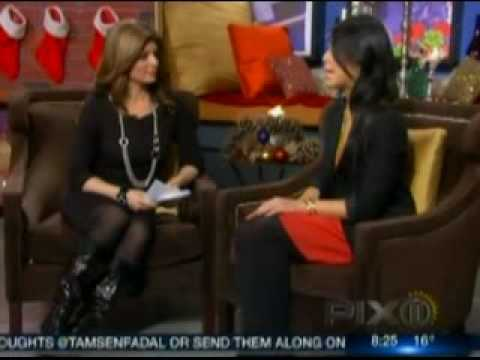 Holiday Dressing with WPIX & People StyleWatch