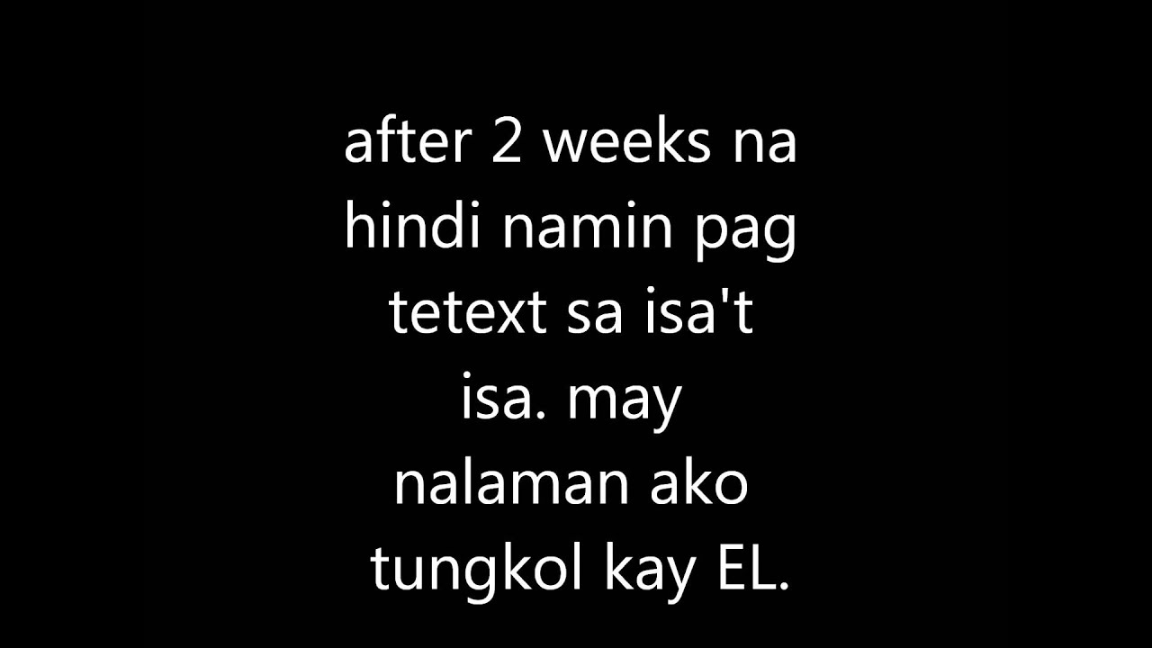 Tagalog Broken Heart Quotes | Anti Love Quotes
