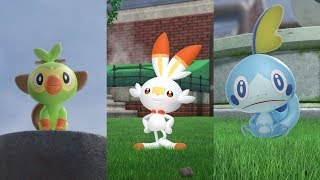 Forge a Path to Greatness in Pokémon Sword and Pokémon Shield! ⚔ 🛡