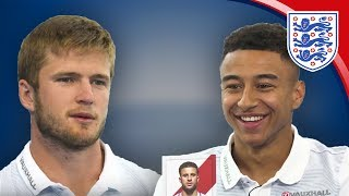 """You're not good at this!"" Eric Dier & Jesse Lingard 