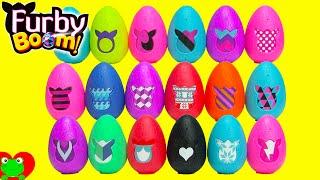 Furby Boom Surprise Eggs a Full Case Furby Surprise Eggs