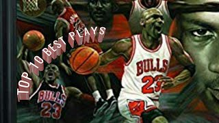 Michael Jordan top 10 most memorable plays of all time